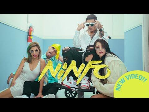 Смотреть клип Kevvo X Omy De Oro - Ninfo