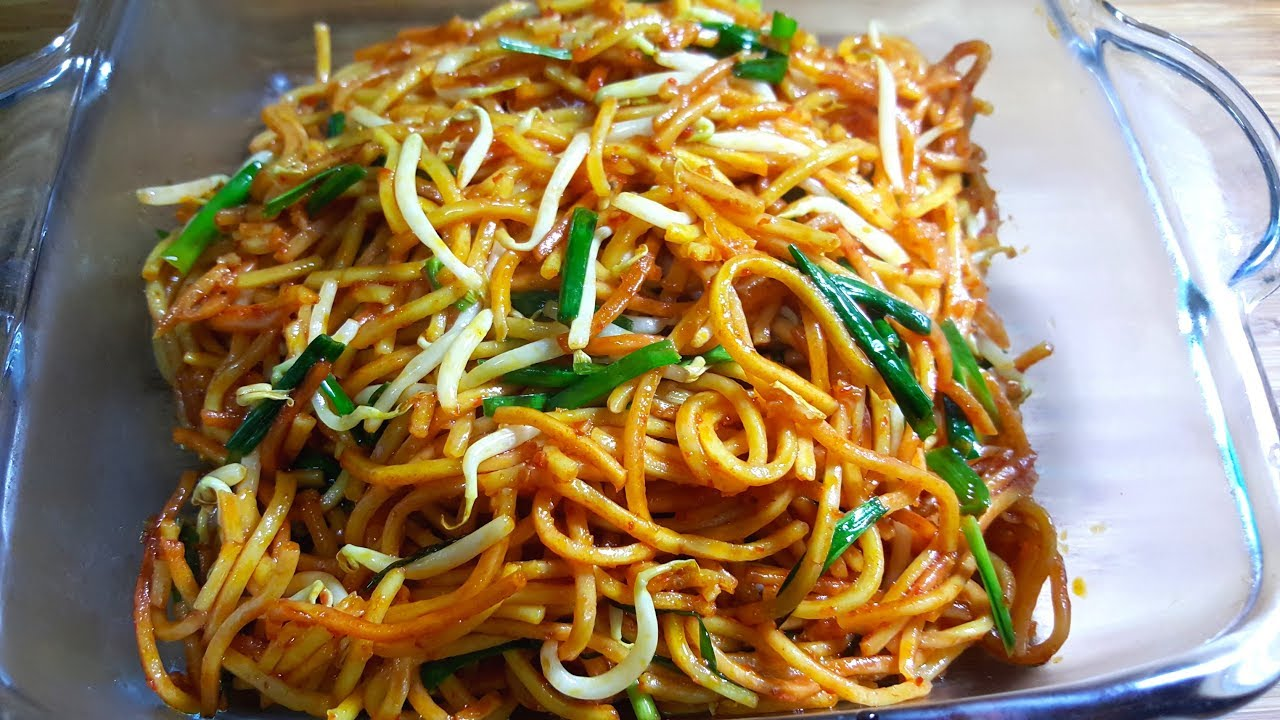 MEE GORENG PEDAS - YouTube