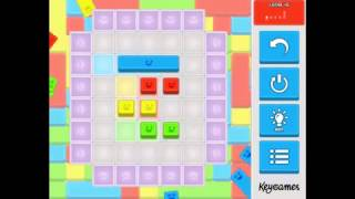 Push Da Blocks Walkthrough
