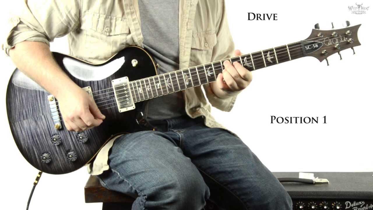 Wild West Guitars - PRS SC58 Purple Haze [HD] [Stereo]