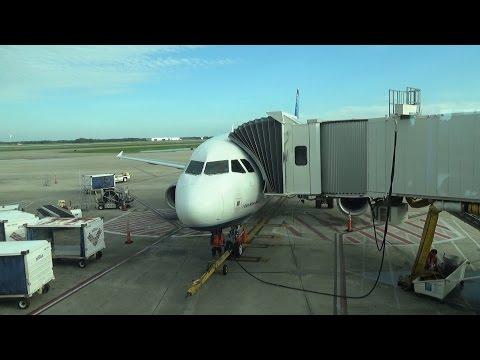 jetBlue Airways: MCO-BDL - Airbus a320