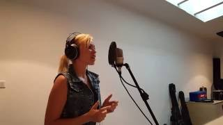 """""""Clown"""" - cover by Julie Hall of Norway"""