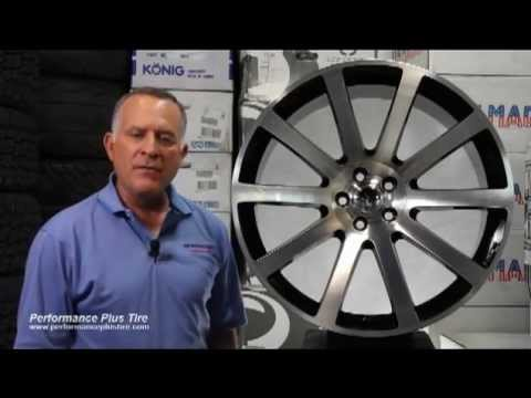 Factory Reproductions Chrysler 300C -- Performance Plus Wheel & Tire Review