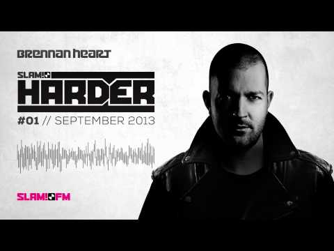 SLAM!Harder - Brennan Heart - #01 (September 2013)