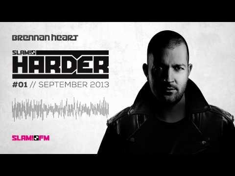 SLAM!Harder - Brennan Heart - #01 (September 2013)