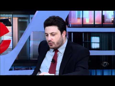 Assista à íntegra do Agora é Tarde de 11/04/2012 (Bruna Ferraz)