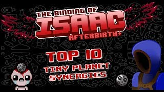 TOP 10 TINY PLANET SYNERGIES!