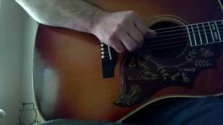 1963 Gibson Hummingbird