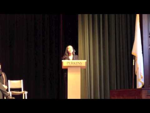 Haben Girma's MLK Day Speech at the Perkins School for the Blind
