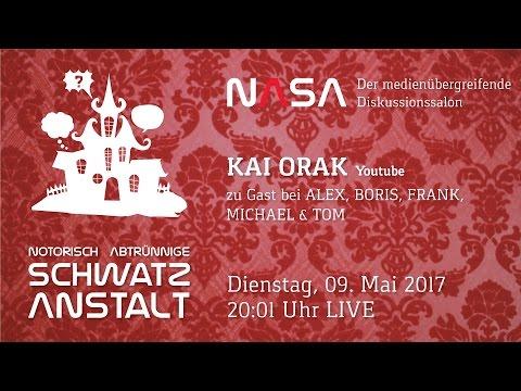 Notorisch Abtrünnige Schwatz-Anstalt #14