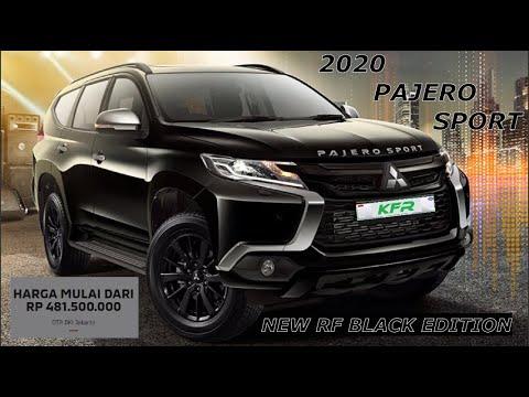 2020 PAJERO SPORT RF BLACK EDITION MITSUBISHI MOTORS. FAMILY SUV