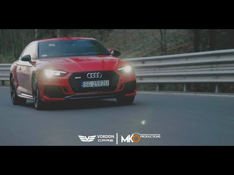 Audi RS5 At Limanowa Hill Climb - VordonCars - MK Productions