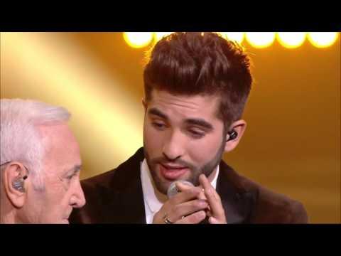 Kendji Girac La Bohème Avec Aznavour NRJ Music Awards