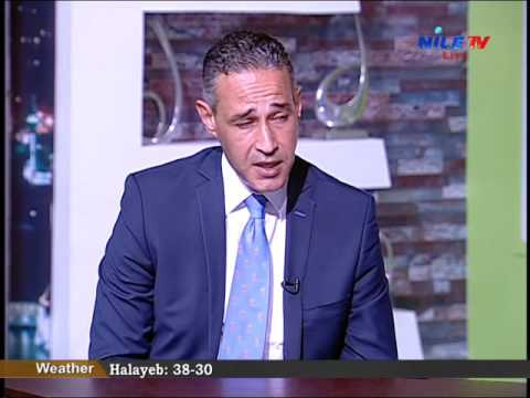 Walaa wasfy - NileTV -Daily Debate 8-8-2016 part 2
