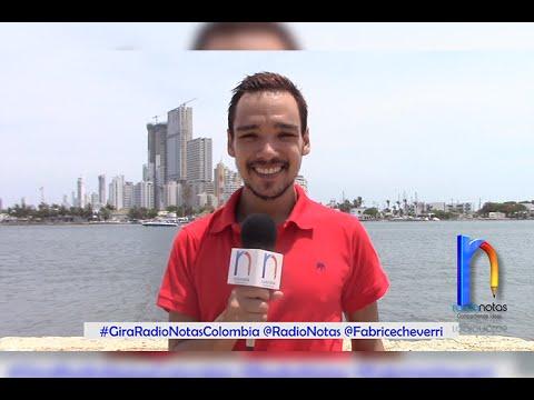 Gira Radio Notas Despedida Cartagena