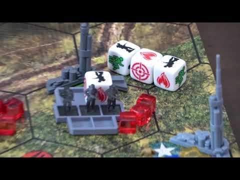 Company Of Heroes Board Game 4 Player Match