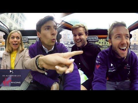 RACING IN ROME w/ Shields Drives & Jack Nicholls!