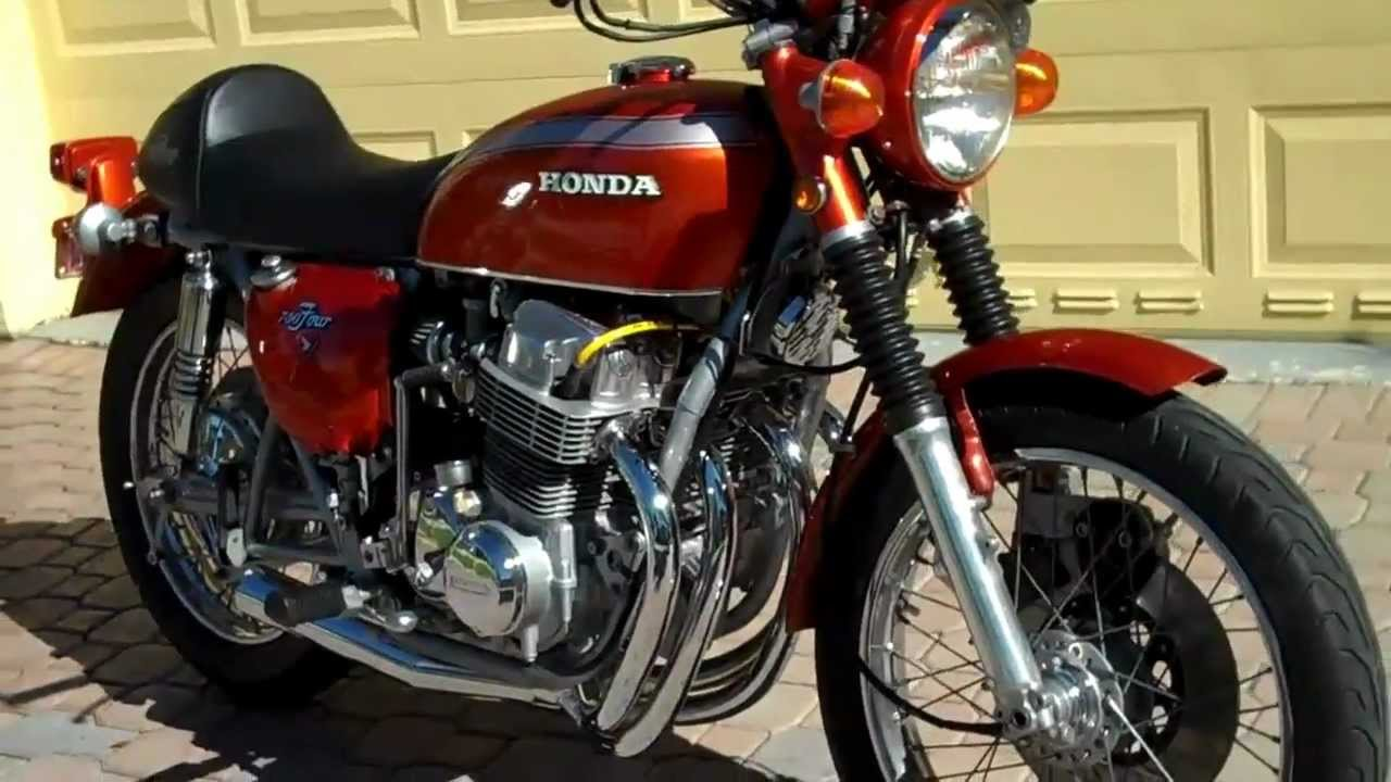 maxresdefault 1972 honda cb750 four total off frame restoration  at readyjetset.co
