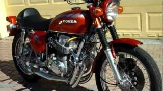1972 Honda Cb750 Four Total Off-frame Restoration Sold