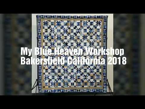 My Blue Heaven, Bakersfield CA 2018