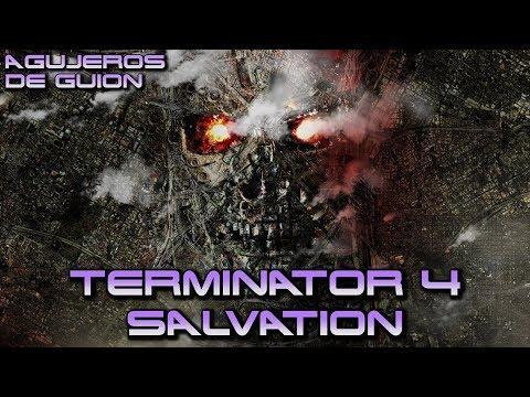 🤖Agujeros De Guión: TERMINATOR SALVATION (Errores, Crítica Y Resumen)