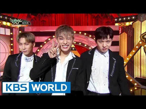 BTOB - MOVIE [Music Bank COMEBACK / 2017.03.17]