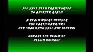 PS1 Mortal Kombat 3 Galaga