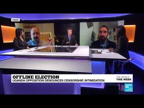 World This Week: Trump impeachment, Uganda elections, France's Covid curfew, Germany after Merkel
