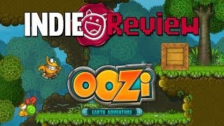 Indie Review- Oozi : Earth Adventure (PC)