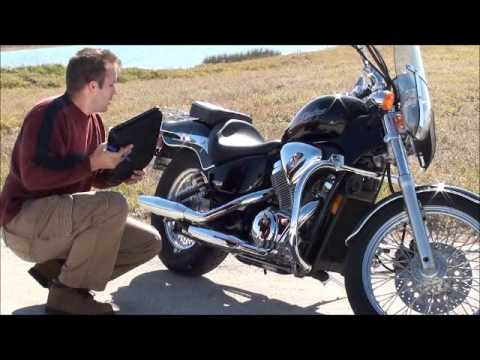 videos of how to get on a motorcycle