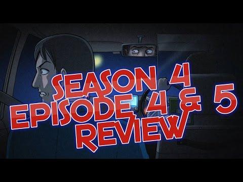 Yami Shibai: SEASON 4 Anime Review Episode's 4 & 5 - Thought's & Impression's - DARK STORIES!