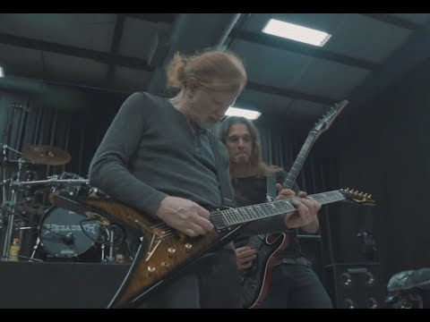 Megadeth post rehearsal video for their upcoming 2020 tour w/ 5FDP and Bad Wolves..!