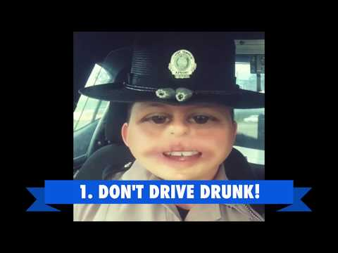 It's The Law: Life Lessons From The State Police