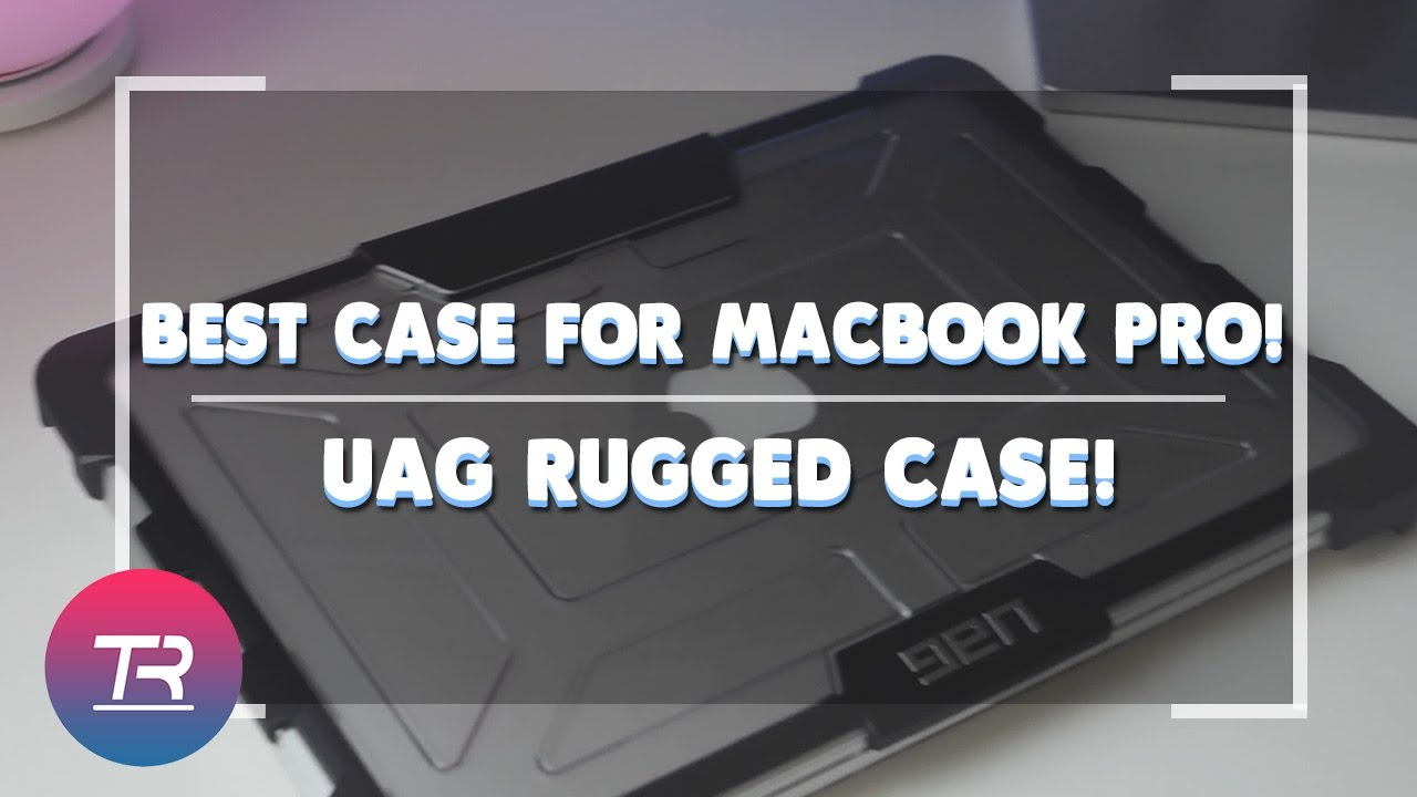 huge selection of 0fe2a 237a6 Best Case for Macbook Pro! UPDATED! UAG Military Case!