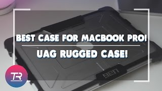 Best Case for Macbook Pro! UPDATED! UAG Military Case!
