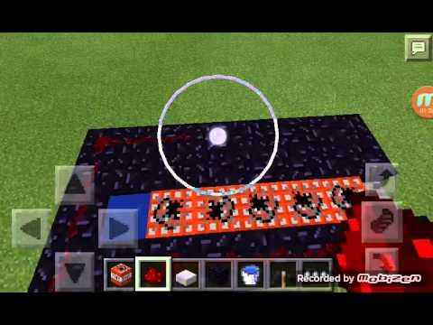 Как сделать Tnt пушку в Minecraft Pe 0.13.0