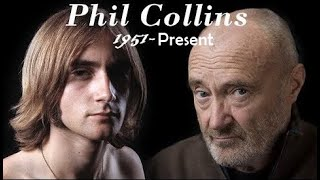 Download .::Phil Collins::. Great Transformation [14 to 67 years old] (1951-2018) 60Fps Mp3 and Videos