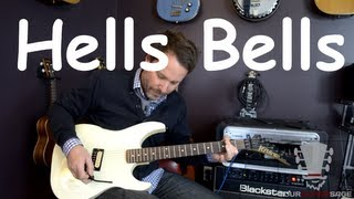 Hells Bells by AC/DC - Quick and Easy Guitar Lesson