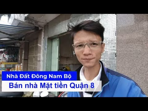 Chính chủ Bán nhà Mặt tiền Quận 8, đường Hưng Phú P9 Q8 giá rẻ