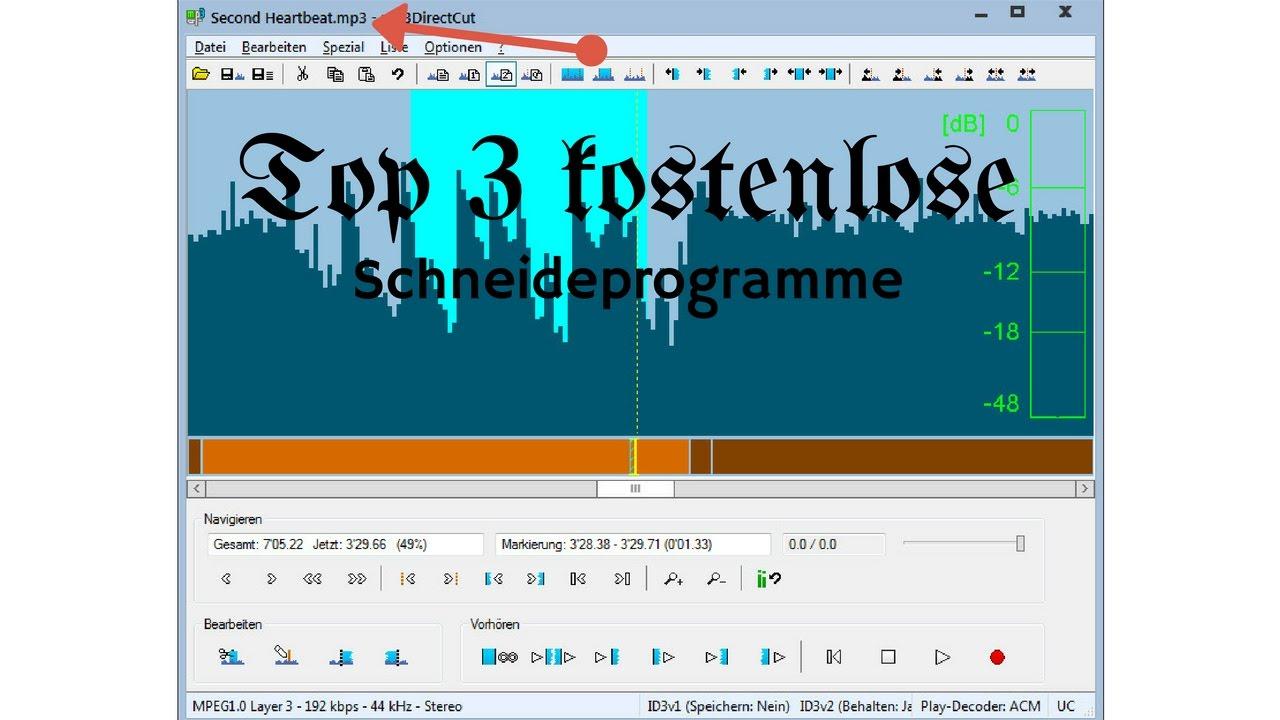 Schneide Programme