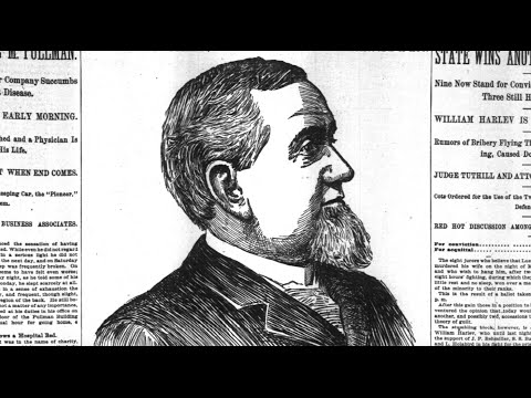 Chicago Tribune: George Pullman Dead