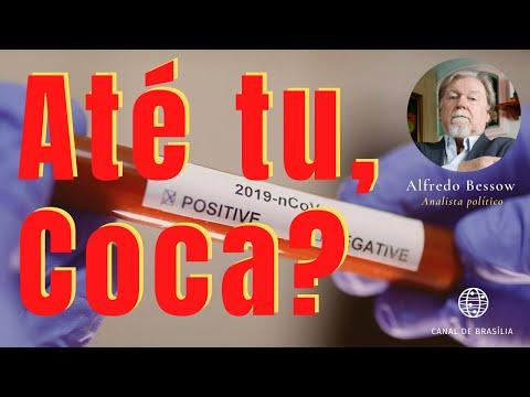 Covid: Até a Coca testou positivo?