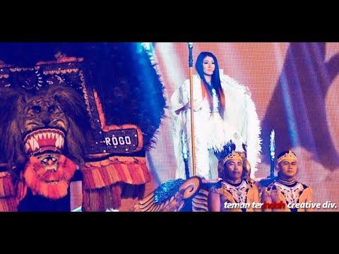 Indah Dewi Pertiwi | DEWI SONGGO LANGIT | Reog Ponorogo