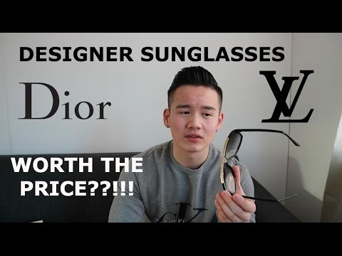 DESIGNER GLASSES WORTH THE PRICE??!! | DANNY YU