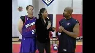 2003 NBA on TNT 3pt-Contest - Kenny Smith vs Danny Ainge 2/8/03