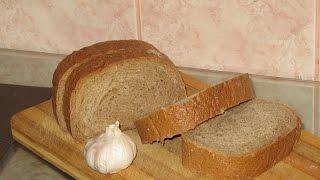 Насадка для ловли карася, леща из хлеба с чесноком.