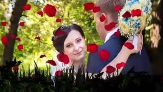 Сергей и Ольга 5.08.2016 начало свадьбы