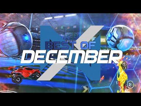 ROCKET LEAGUE NEXUS GAMING: DECEMBER HIGHLIGHTS (BEST GOALS, DRIBBLES, TEAM PLAYS, HIGHLIGHTS)