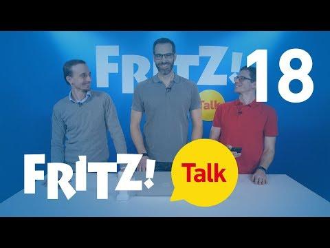 FRITZ! Talk 18 – FRITZ!Apps helfen im Heimnetz, beim Telefonieren und im WLAN