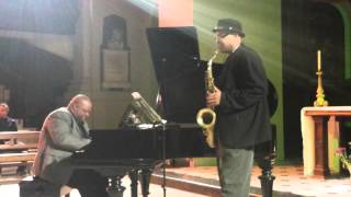 Nexus 2014 Pt 6: Faith - Julian Joseph & Jean Toussaint (St Georges, London  6-11-14)
